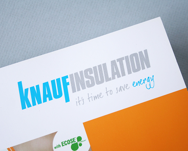 Knauf Product Guide Price List Brochure Logo