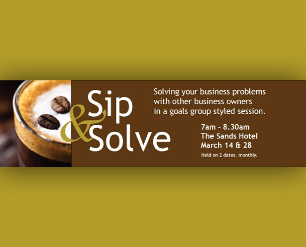 Narrabeen Chamber Commerce Sip-&-Solve