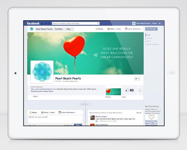 Pearl Beach Pearls Facebook