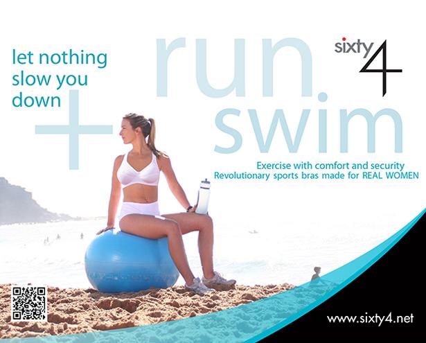 Sixty 4 Print Advertisement