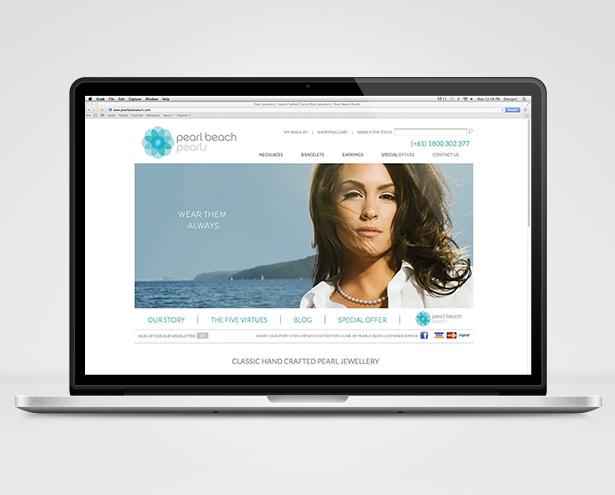 Pearl Beach Pearls Homepage