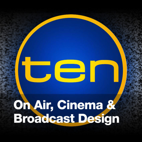 On-Air & Cinema Branding & Broadcast Design
