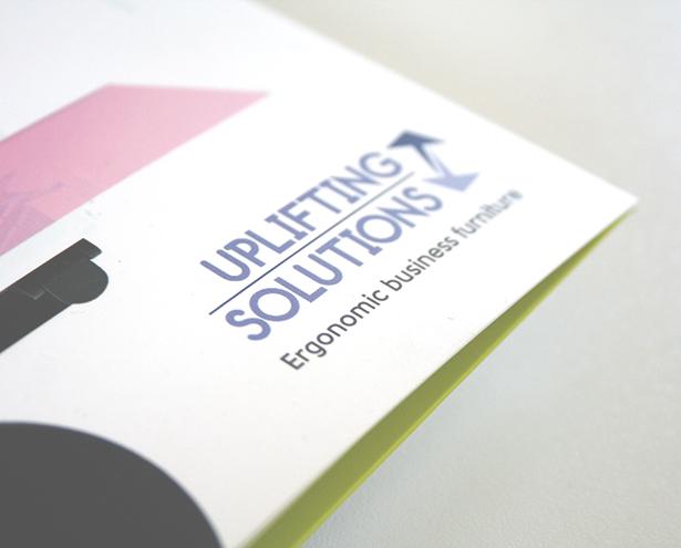 Uplifting Solutions Presentation Folder