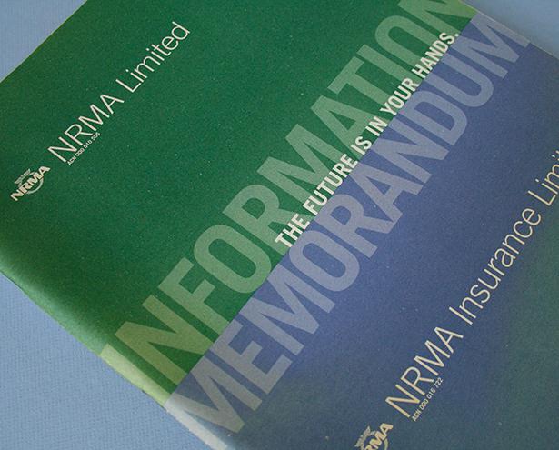 NRMA Demutualisation