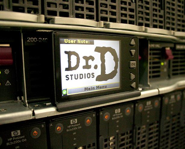 Onmilab DR D studios