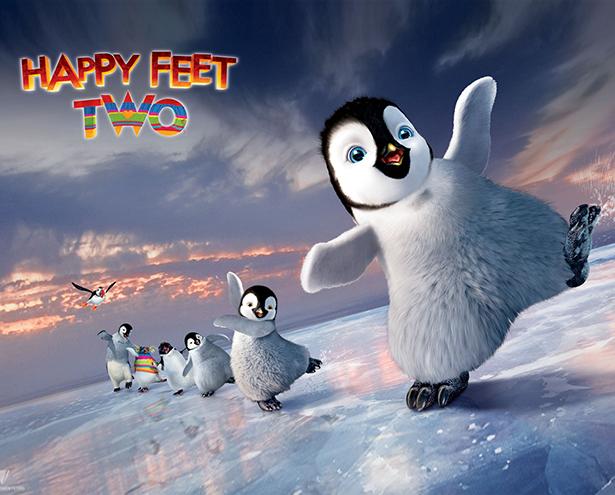 Omnilab Happy Feet 2