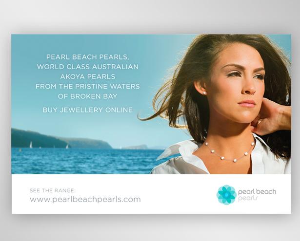 Pearl Beach Pearls Advertisement