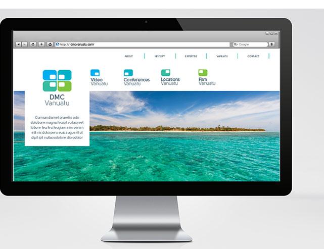 Vanuatu Website