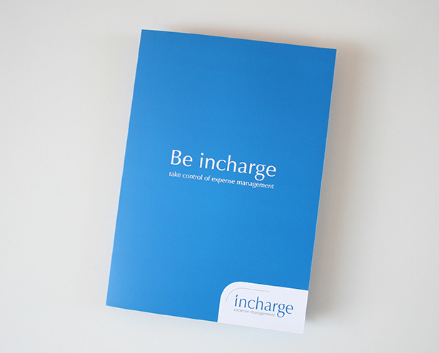 Incharge Presentation Folder Cover