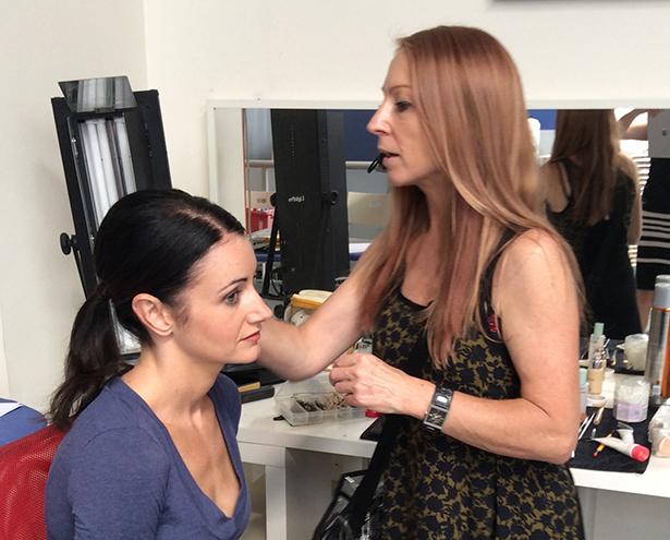 Knauf TVC Shoot: Hair & Make-up