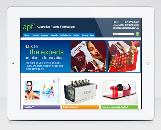 Australian Plastic Fabricators Homepage
