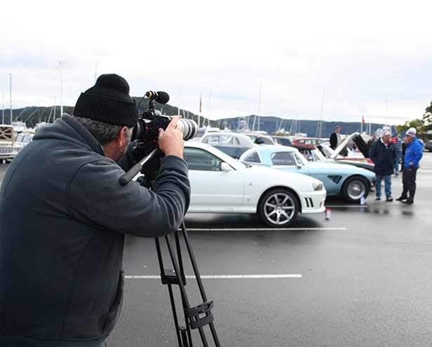 Royal Motor Yacht Club Video Shoot
