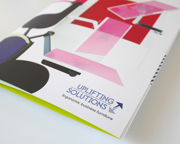 Uplifting Solutions Presentation Folder