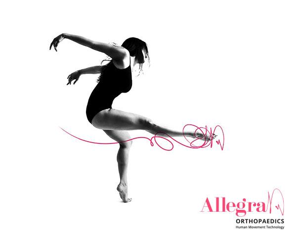 Allegra Brand Dancer Hero